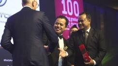 Malaysia's 100 Leading Graduate Employers Awards 2019